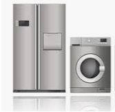 Fridge/Washers/Dryers